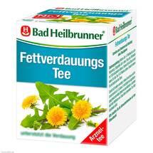 Bad Heilbrunner Tee Fettverdauung Filterbeutel Erfahrungen teilen