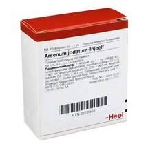Produktbild Arsenum jodatum Injeel Ampullen