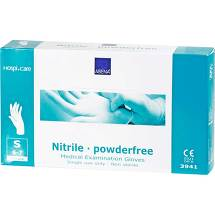 Nitril Handschuhe puderfrei small