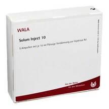 Solum Inject 10 Ampullen Erfahrungen teilen