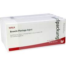 Produktbild Bronchi Plantago Inject Ampullen