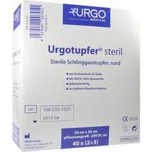 Urgotupfer pflaumengroß steril 2 + 3