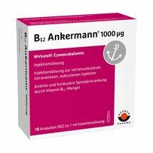 B12 Ankermann 1000 µg Ampullen Erfahrungen teilen
