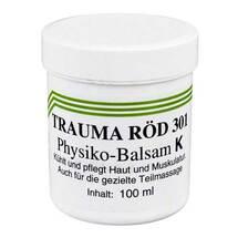 Produktbild Trauma Röd 301 Physiko Balsam K