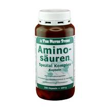 Aminosäure Spezial Komplex Kapseln