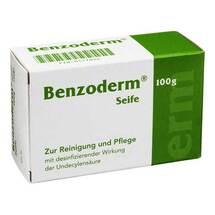 Produktbild Benzoderm Hautschutzseife