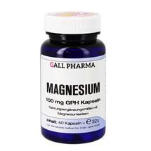Magnesium 100 mg Kapseln Erfahrungen teilen