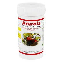 Produktbild Acerola Pulver