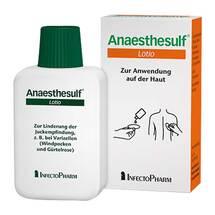 Anaesthesulf Lotio Erfahrungen teilen