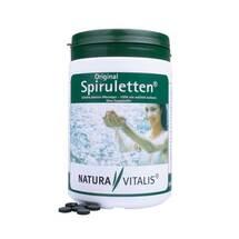 Naturavitalis Spirulina Familienbox