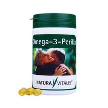 Naturavitalis Omega-3-Perilla Softgels Kapseln