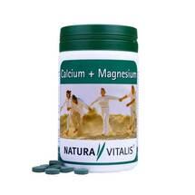 Naturavitalis Calcium + Magnesium Presslinge