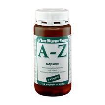 Produktbild A-Z Multivitamin Mineralstoff Kapseln
