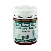 Folsäure 400 + Jod 200 Tabletten