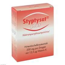 Styptysat plus Dragees
