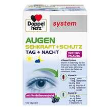 Doppelherz system Augen Sehkraft+Schutz Kapseln