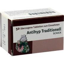 Antihyp Traditionell Schuck überzogene Tabletten