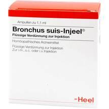 Produktbild Bronchus suis Injeel Ampullen
