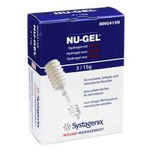 Produktbild NU Gel Hydrogel MNG415N