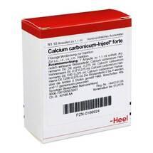 Produktbild Calcium carbonicum Injeel forte Ampullen