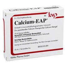 Produktbild Calcium EAP Ampulle 4%