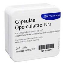 Capsulae Operculatae Kapseln