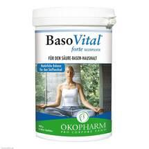 Produktbild Basovital forte Basenpulver