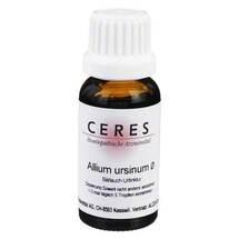 Produktbild CERES Allium ursinum Urtinktur