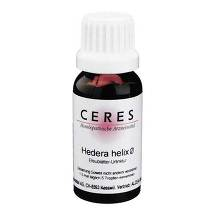 Produktbild CERES Hedera helix Urtinktur