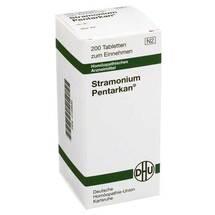 Produktbild Stramonium Pentarkan Tabletten