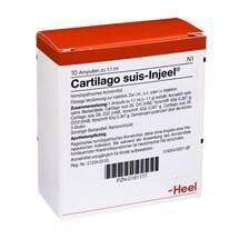 Produktbild Cartilago suis Injeel Ampullen