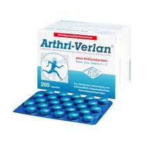 Produktbild Arthri Verlan Tabletten