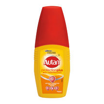 Autan Protection Plus Pumpspray