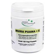 Muira Puama 500 Vegi Kapseln