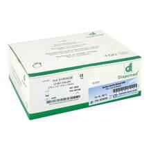Produktbild Insulin Einmalspritzen U40 mit Kanüle