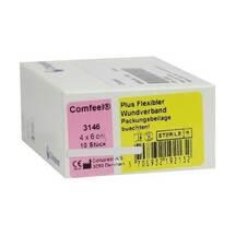 Comfeel plus flexibler Wundverband 4x6 cm 13146