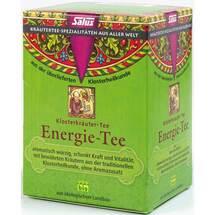 Produktbild Energie Tee Beutel Salus