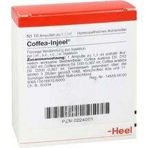 Produktbild Coffea Injeel Ampullen