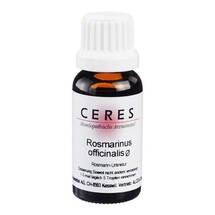Produktbild CERES Rosmarinus officinalis Urtinktur