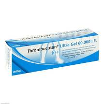 Produktbild Thrombocutan Ultra Gel 60.000 I.E.