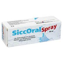 Produktbild Siccoral Spray