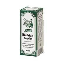 Produktbild Baldrian Tropfen Baldriantinktur bio Salus