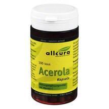Produktbild Acerola Kapseln