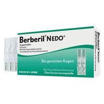 Produktbild Berberil N EDO Augentropfen