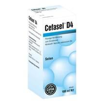 Produktbild Cefasel D 4 Tropfen