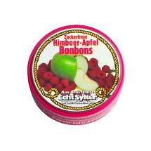 Produktbild Echt Sylter Himbeer Apfel Bonbons zuckerfrei