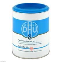 Biochemie DHU 8 Natrium chloratum D 12 Tabletten Erfahrungen teilen