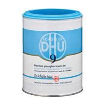 Produktbild Biochemie DHU 9 Natrium phosphoricum D 6 Tabletten