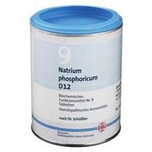 Biochemie DHU 9 Natrium phosphoricum D 12 Tabletten