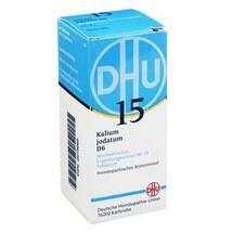 Produktbild Biochemie DHU 15 Kalium jodatum D 6 Tabletten